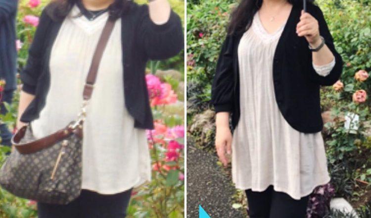 《50代女性》10ヶ月で-15kgの減量に成功!